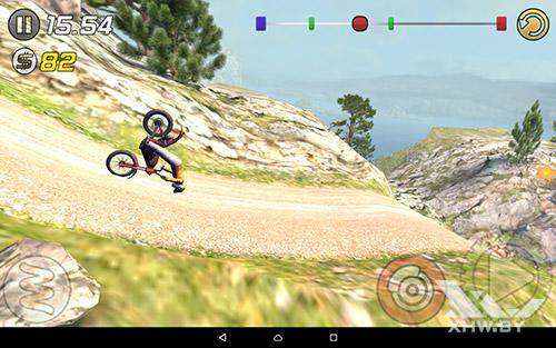 Игра Trial Xtreme 3 на Lenovo Tab 2 A10-70L
