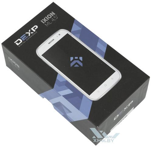 Коробка DEXP Ixion ML 4.5