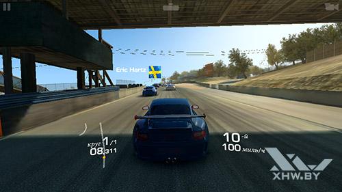 Игра Real Racing 3 на DEXP Ixion ML 4.5