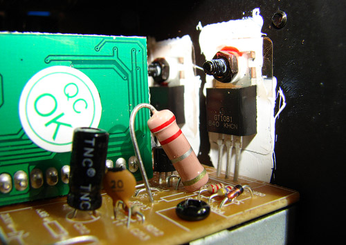 Усилитель. Microlab Solo 7C. Рис. 1.