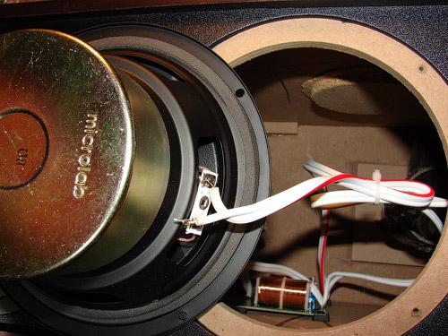 6.5-дюймовый динамик колонки Microlab Solo 7C