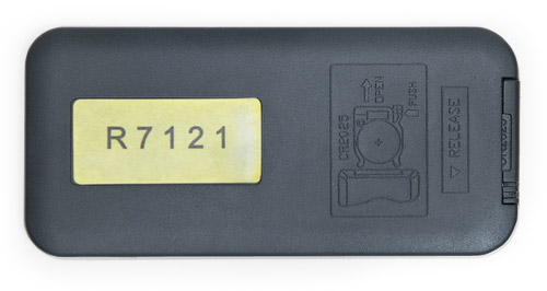 Пульт ДУ от Microlab Solo 7C. Рис. 3.