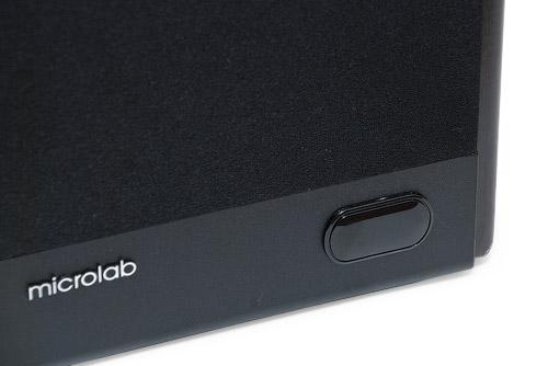 Индикатор на Microlab Solo 7C. Рис. 1.