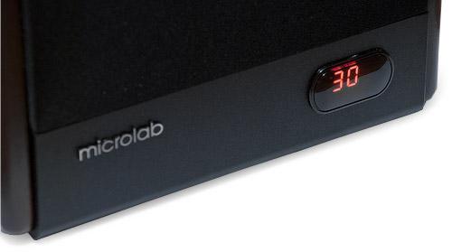 Индикатор на Microlab Solo 7C. Рис. 2.