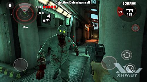 Игра Dead Trigger на Lenovo A7000