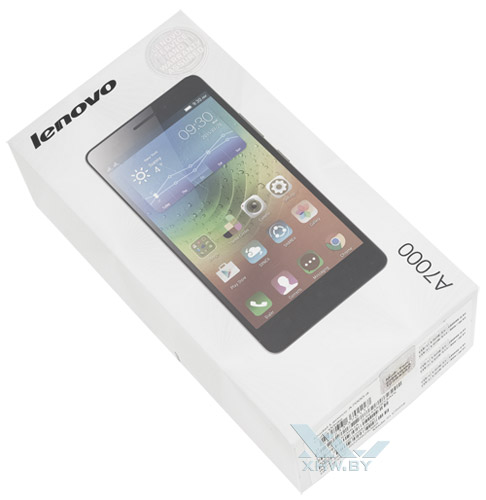 Коробка Lenovo A7000