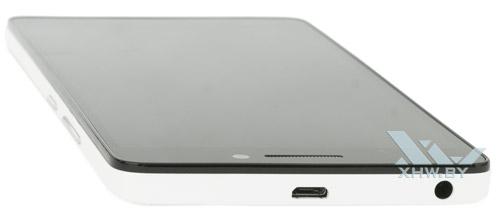 Верхний торец Lenovo A7000