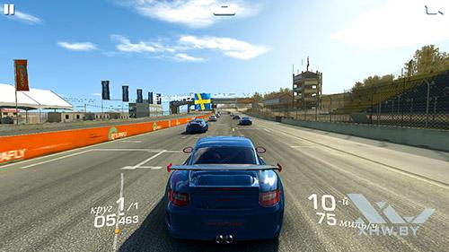 Игра Real Racing 3 на Lenovo A7000