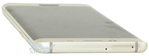 Верхний торец Samsung Galaxy S6 edge+