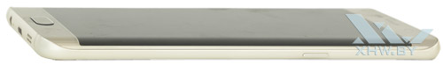 Правый торец Samsung Galaxy S6 edge+