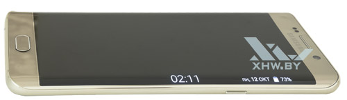 Изогнутый экран Samsung Galaxy S6 edge+