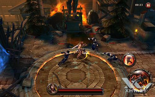 Игра Eternity Warriors 4 на Lenovo Yoga Tab 3 8.0