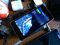 Пример съемки камерой Lenovo Yoga Tab 3 8.0. Рис. 2