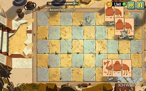 Игра Plants vs Zombies 2 на Lenovo Yoga Tab 3 8.0