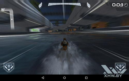 Игра Riptide GP2 на Lenovo Yoga Tab 3 8.0