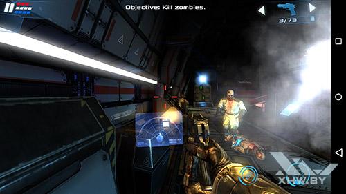 Игра Dead Effect 2 на Lenovo Phab Plus