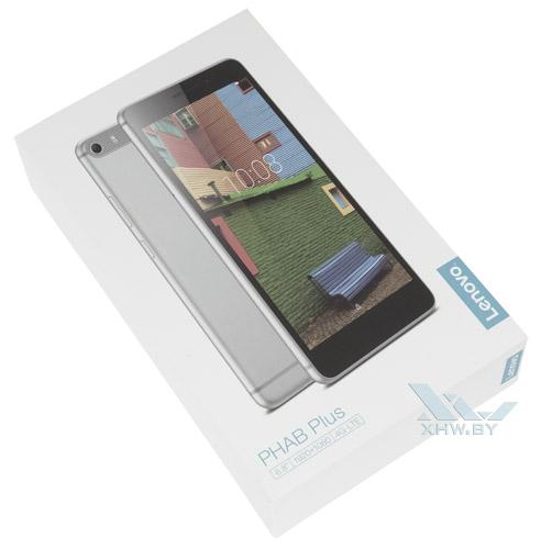 Коробка Lenovo Phab Plus
