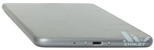 Нижний торец Lenovo Phab Plus