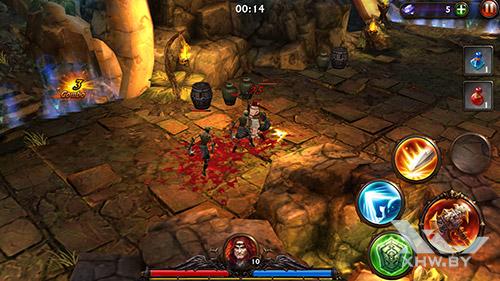 Игра Eternity Warriors 3 на Lenovo Phab Plus
