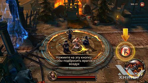 Игра Eternity Warriors 4 на Lenovo Phab Plus