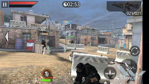 Игра Frontline Commando 2 на Lenovo Phab Plus