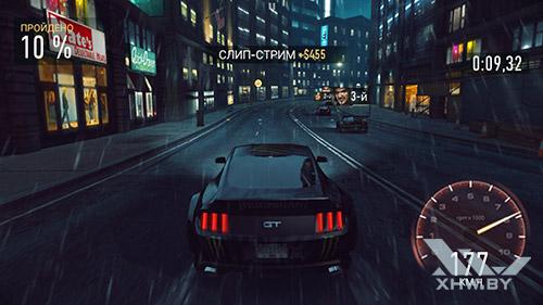 Игра Need For Speed: Most Wanted на Lenovo Phab Plus