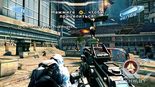 Игра N.O.V.A. 3 на Lenovo Phab Plus