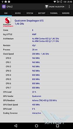 Процессор Lenovo Phab Plus