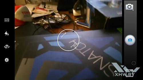Приложение камеры на Lenovo Phab Plus