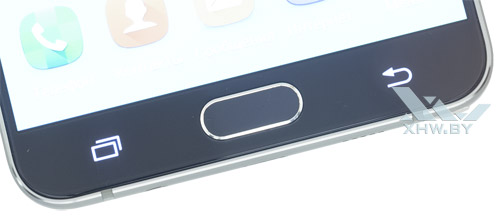 Подсветка кнопок Samsung Galaxy Note 5
