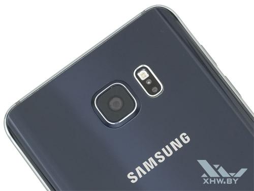 Камера Samsung Galaxy Note 5