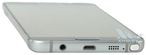 Нижний торец Samsung Galaxy Note 5