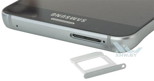 Держатель для SIM-карты на Samsung Galaxy Note 5