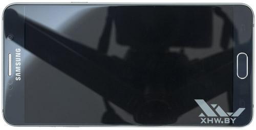 Samsung Galaxy Note 5. Вид сверху