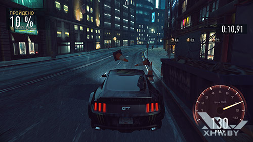 Игра Need For Speed: Most Wanted на Samsung Galaxy Note 5