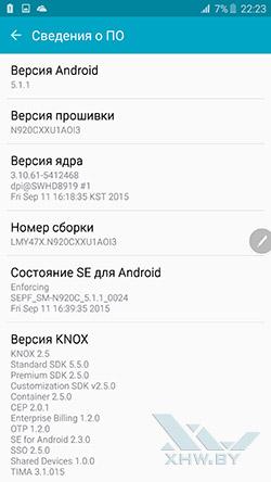 О Samsung Galaxy Note 5