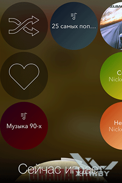 Listen: The Gesture Music Player. Рис. 3