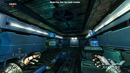 Игра Dead Effect на Dexp Ixion ML2 5