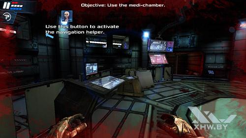 Игра Dead Effect 2 на Dexp Ixion ML2 5