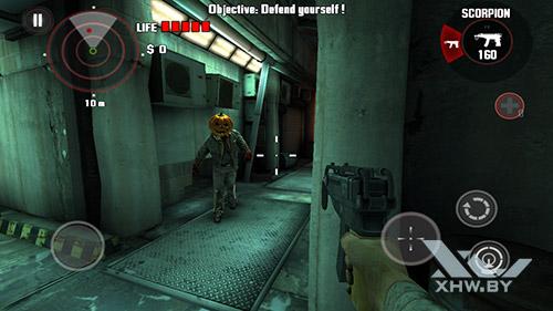 Игра Dead Trigger на Dexp Ixion ML2 5