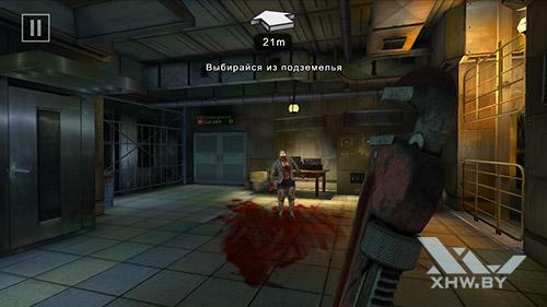 Игра Dead Trigger 2 на Dexp Ixion ML2 5