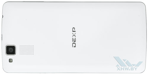 Dexp Ixion ML2 5. Вид сзади