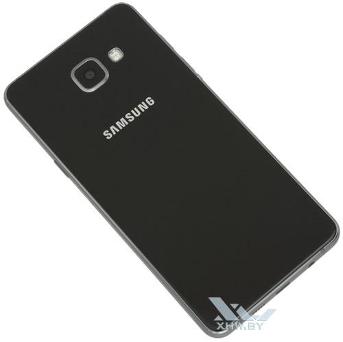Samsung Galaxy A5 (2016). Вид сзади