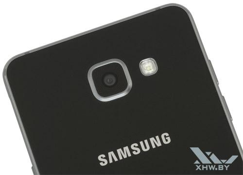 Камера Samsung Galaxy A5 (2016)