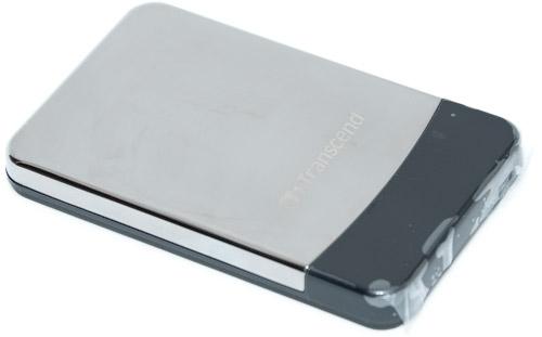 Общий вид. Transcend StoreJet 25С 320 Гбайт (TS320GSJ25C)