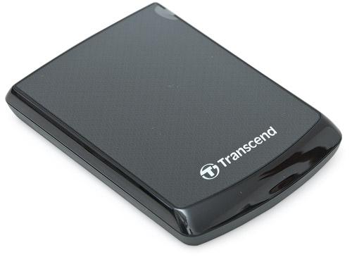 Общий вид. Transcend StoreJet 25F 320 Гбайт (TS320GSJ25F)