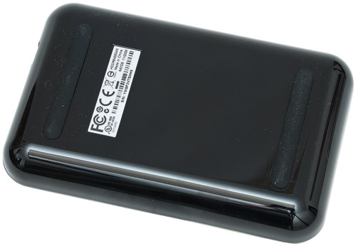 Вид снизу. Toshiba Store Art 640 Гбайт (HDDR640E04EG)
