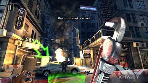 Игра Dead Trigger 2 на Samsung Galaxy A7 (2016)