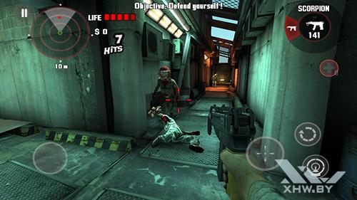 Игра Dead Trigger на Lenovo A6010