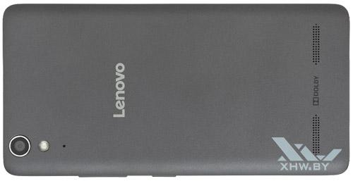Lenovo A6010. Вид сзади
